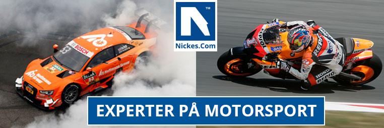 Motorsport resor biljetter