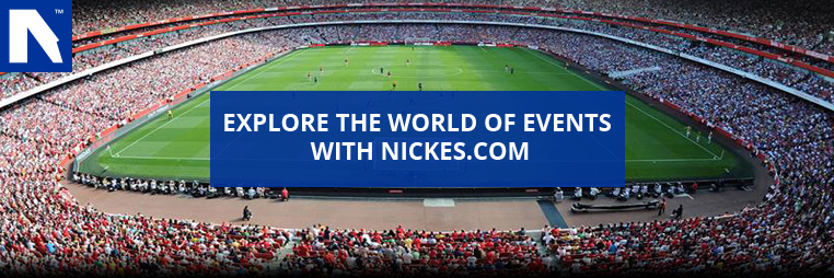 Discover events with Nickes.Com
